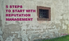 5 Steps to Start with Reputation Management