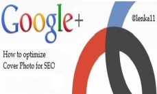 How to Optimize Google+ Cover Photo for SEO